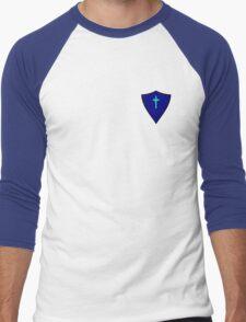 Shield and Cross Men's Baseball ¾ T-Shirt