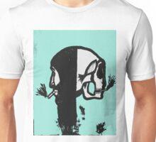 Reversed reflection edit Unisex T-Shirt