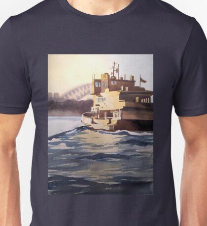 Balmain Ferry, Sydney Unisex T-Shirt