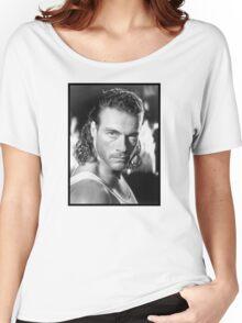 Jean Claude Van Damme Women's Relaxed Fit T-Shirt