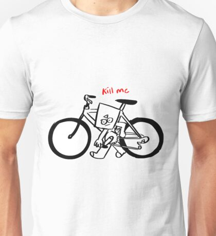 Just Like Riding a Bike Unisex T-Shirt