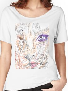 Lioness Women's Relaxed Fit T-Shirt