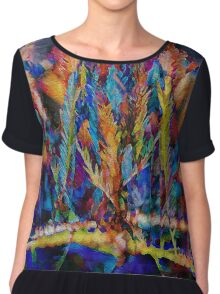 Color-fully Yours Chiffon Top