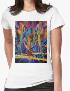 Color-fully Yours Womens Fitted T-Shirt