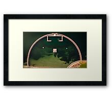 Eastern Beach Swimming Enclosure Geelong Framed Print