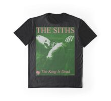 The King is Dead Graphic T-Shirt