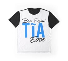 Best Aunt Ever tank top Graphic T-Shirt