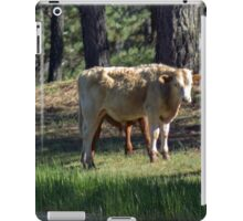 Fluffy Cows iPad Case/Skin