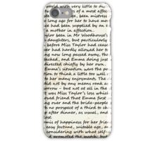 Emma - Chapter 1 iPhone Case/Skin