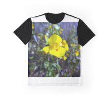 Seep Spring Monkey Flower Graphic T-Shirt