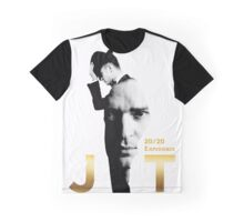 JT 20/20 EXPERIENCE  Graphic T-Shirt