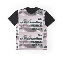 Go Skateboarding Venice Beach Graphic T-Shirt