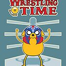 Wrestling time 2 by enriquev242