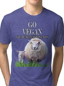 You Heartless Bastards Tri-blend T-Shirt