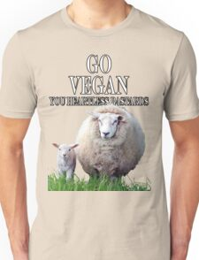 You Heartless Bastards Unisex T-Shirt