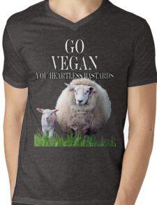 You Heartless Bastards Mens V-Neck T-Shirt