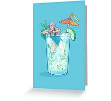 Mojito Greeting Card