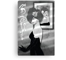 SOUL Noir Canvas Print
