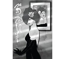 SOUL Noir Photographic Print