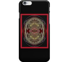 PANSPERMIA HYPOTHESIS 789 iPhone Case/Skin