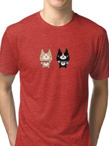 Paws Up! Tri-blend T-Shirt