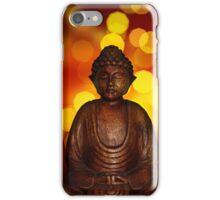 Praying Buddha iPhone Case/Skin