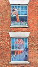 Too Tall For A Flat ! - Wall Art Knaresborough by Colin  Williams Photography