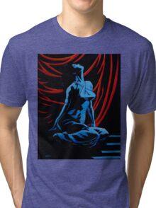 MOONLIGHT PRINCESS Tri-blend T-Shirt