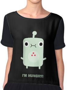 Little Monster - I'm Hungry! Chiffon Top
