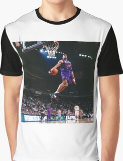 Toronto Raptors - Vince Carter Graphic T-Shirt