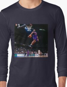 Toronto Raptors - Vince Carter Long Sleeve T-Shirt