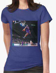 Toronto Raptors - Vince Carter Womens Fitted T-Shirt