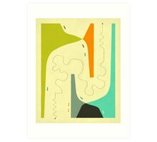 UNNATURAL CAUSES Art Print
