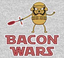Bacon wars - Jake One Piece - Long Sleeve