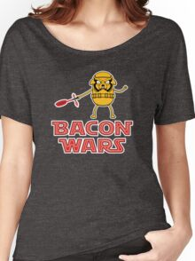 Bacon wars - Jake Women's Relaxed Fit T-Shirt