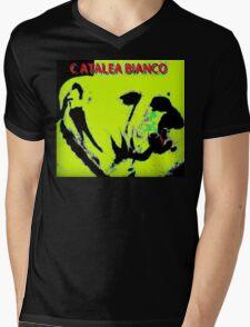 British Bull Dog Mens V-Neck T-Shirt