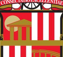 Sunderland Badge - BPL Sticker