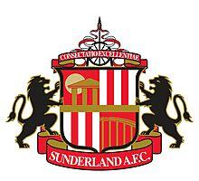 Sunderland Badge - BPL Photographic Print