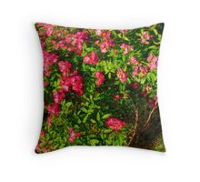 Wildrose Collective Throw Pillow