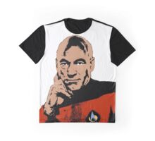 Picard Graphic T-Shirt