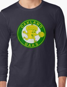 DEFUNCT - OAKLAND OAKS Long Sleeve T-Shirt