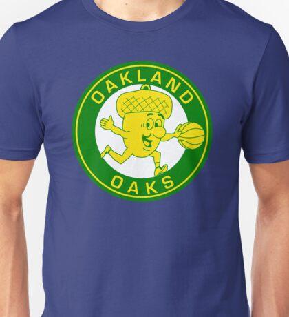 DEFUNCT - OAKLAND OAKS Unisex T-Shirt