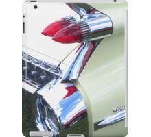 Classic Car - Rear Lights iPad Case/Skin