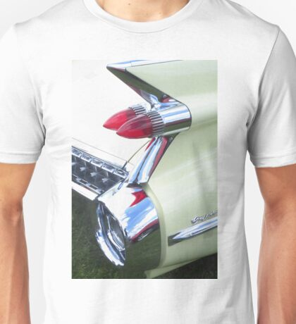 Classic Car - Rear Lights Unisex T-Shirt