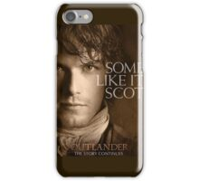 Jamie Fraser Outlander iPhone Case/Skin