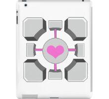Portal - Companion Cube iPad Case/Skin