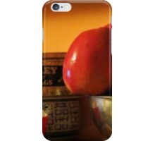 Tomorrows Apple Crisp iPhone Case/Skin