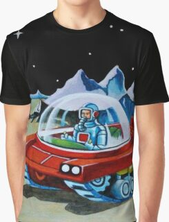 SPACE TANK Graphic T-Shirt