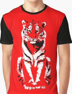 Tranquil Tiger Graphic T-Shirt