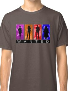 Wanted Lupin III Classic T-Shirt